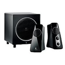 Logitech 980-000319 Z523 Speaker System with Subwoofer - - Wired - 40 Watts - $105.64