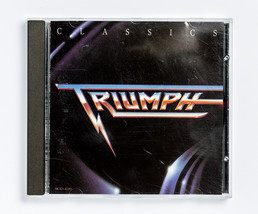 Triumph - Classics - Hard Rock Music CD, Used - $6.00