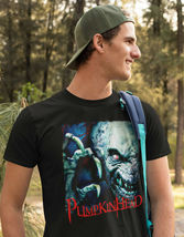 Pumpkinhead T Shirt retro monster movie black graphic tee vintage horror film image 3