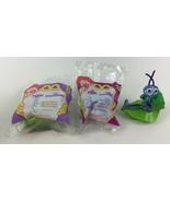 A Bugs Life 3pc Lot Toy Flik Princess Atta and Dot Figures 90s Disney Mc... - $10.84