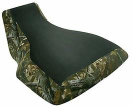 Yamaha Kodiak Big Bear 450 Seat Cover Black Color And Camo - $31.99