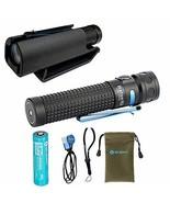 Holster Bundle Olight Baton Pro 2000 Lumens Rechargeable LED Flashlight,... - $89.99