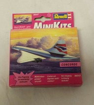 Revell MiniKits Concorde Model 06547 Airplane Aircraft Supersonic New in Box - $11.64