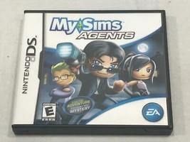 My Sims Agents (Nintendo DS, 2009) - $8.90