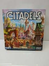 NEW Asmodee Z-Man Citadels Board Games for 10 Years and Up 2016 Sealed - $24.74