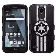 For LG Stylo 3 LS777 Hard Impact Armor Hybrid Case Star Wars Imperial Logo - $18.65