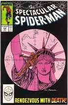 The Spectacular Spider-Man Comic Book #140, Marvel 1988 NEAR MINT - $4.99