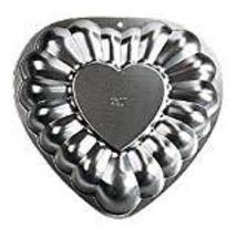 Wilton Cake Pan: Embossed Heart (2105-9340, 1993) - $15.99