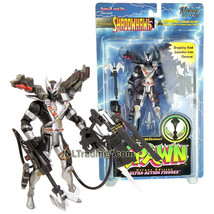 Year 1996 McFarlane Toys Spawn Series Deluxe 6 Inch Tall Figure - SHADOW... - $44.99
