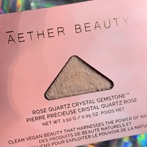 Sealed New Aether Beauty Single Rose Quartz Crystal Gemstone Multi Use Highlight