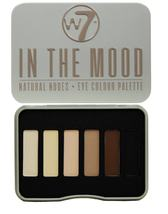 W7 In The Mood Natural Nudes Eye Shadow Palette - $10.99