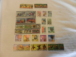 Lot of 37 Guinea Stamps, Balloons, Animals, Chess Sea Life More - $25.99