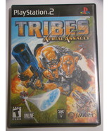 Playstation 2 - TRIBES AERIAL ASSAULT (Complete with Manual) - $12.00