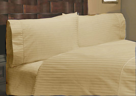 Extra Deep Pocket 4 PC Sheet Set 1200TC Egyptian Cotton US-Size Taupe St... - $70.90+