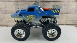 Toy State Road Rippers Shark Attack Monster Truck Lights Sound Motion - $14.54