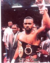 Roy Jones Jr.  3C Vintage 11X14 Matted Color Boxing Memorabilia Photo - $14.99