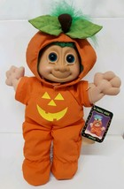 Russ Troll Punkin Halloween Jack o Lantern Pumpkin Costume Green Hair Vt... - $39.59