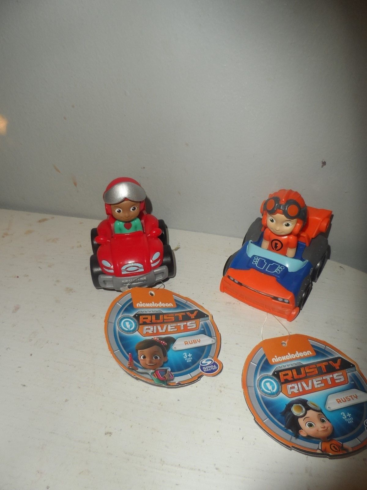 Primary image for Rusty Rivets - Ruby Racer And Rusty in Vehicle