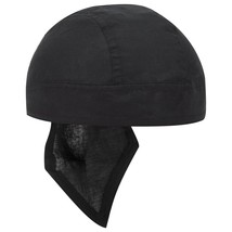 OTTO Cotton Poplin Biker Head Wrap - $9.99