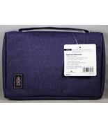 Bible Cover NEW Heavy Duty PolyCanvas Purple Fish Emblem Small 6 ¼ x 9 ¼... - $16.15