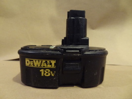 DEWALT 18V  BATTERY ONLY   BARE TOOL  USED WORKS WELL DW9099 - $24.99