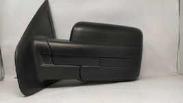 2011-2014 Ford F-150 Driver Left Side View Power Door Mirror Black 79859 - $359.92