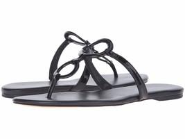 MICHAEL Michael Kors Women's Claudia Flat Black Sandal Mult Sizes - $59.99
