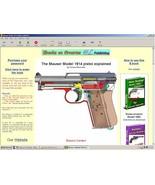 Mauser pistol models 1910 1914 1934 explained - $7.95