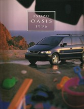 1996 Isuzu OASIS sales brochure catalog US 96 S LS Odyssey - $8.00
