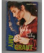 Amy Grant Baby Baby (cassette Single) 2 versions - $5.00