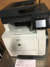 HP LaserJet Pro MFP M521DN All-In-One Laser Printer Copier FAX 77k Pages... - $247.45