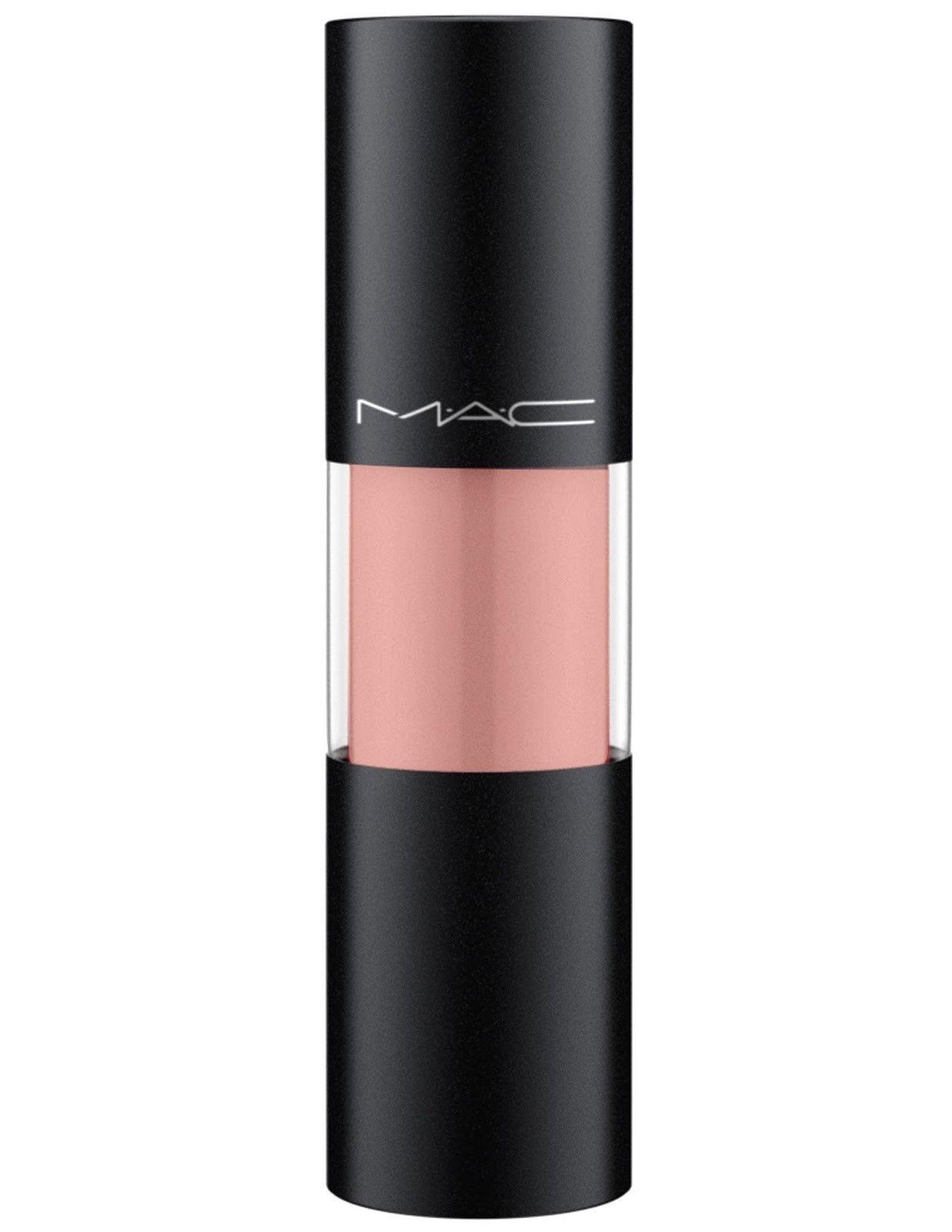 MAC Versicolour Stain Lipgloss ENERGY SHOT Pale Nude Pink NIB - $24.75