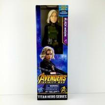 Black Widow Titan Hero Series Power Avengers Marvel Infinity War Collectible FX - $15.99