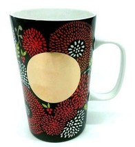 Starbucks Limited Edition Brown Floral Gold Dot/16 fl oz/473ml - $18.76