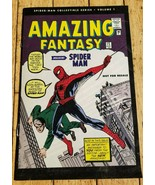 2006 Amazing Fantasy Introducing Spider-Man Collection Series Vol. 1 - $11.24
