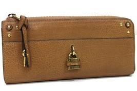 AUTHENTIC CHLOE Aurora Leather L-Shaped Zipper ... - $230.00