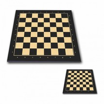 "Professional Tournament Chess Board 5P BLACK - - 2.1"" / 54 mm field  - 20"" size - $57.92"