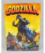 POLAR LIGHTS GODZILLA KING OF THE MONSTERS W/DIORAMA MODEL KIT NEW 16-IN... - $79.19