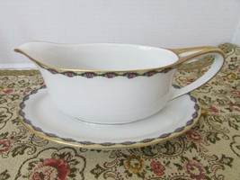 Rosenthal China Selb Bavaria Botticelli Gravy Bottom With Drip Plate - $14.80