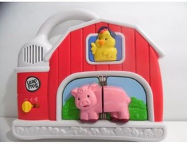 LEAP FROG Fridge Phonics Farm Barn Animal Matching Game 4 SETS OF ANIMALS - $18.65