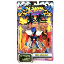 Beast X-Men Mutant Armor 1996 ToyBiz VTG Sealed Action Figure  - $15.79