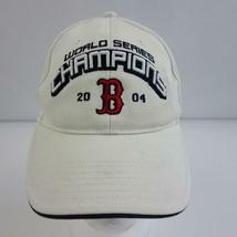 MLB Boston Red Sox World Series Champions 2004 Embroidered Baseball Hat - $24.07