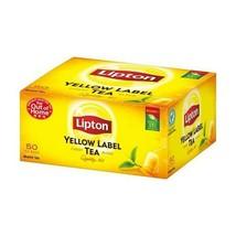 Lipton Yellow Label 50 Tea Bags - $19.79