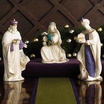 Lenox First Blessing Nativity Three Kings Figurine - $340.00
