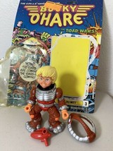 Willy Du Witt - Bucky O'Hare Action Figure - Open - HASBRO complete (1990) - $23.36