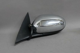 03 04 05 06 07 08 Jaguar S-TYPE Left Driver Side Power Chrome Door Mirror Oem - $140.06
