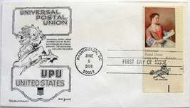 June 6, 1974 First Day of Issue The Aristocrats Cover Universal Postal U... - $2.74