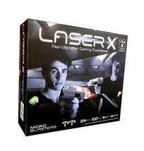 Laser X Two Player Gaming Set  - $23.22