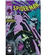 Spiderman #14 ORIGINAL Vintage 1991 Marvel Comics Todd McFarlane - $13.99