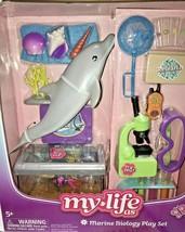 My Life Marine Biology Play Set Dolphin 30 Pieces - $39.99